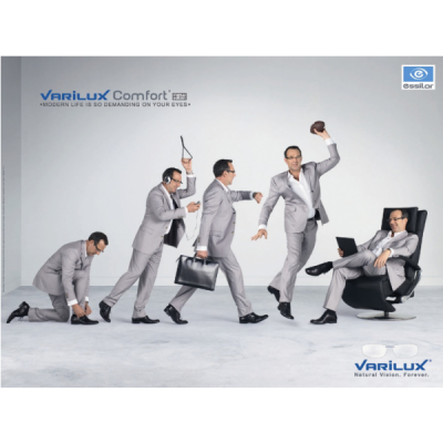 Varilux Comfort i Liberty -50%